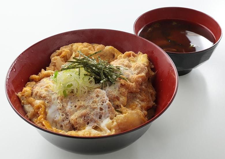 特選ロースカツ丼