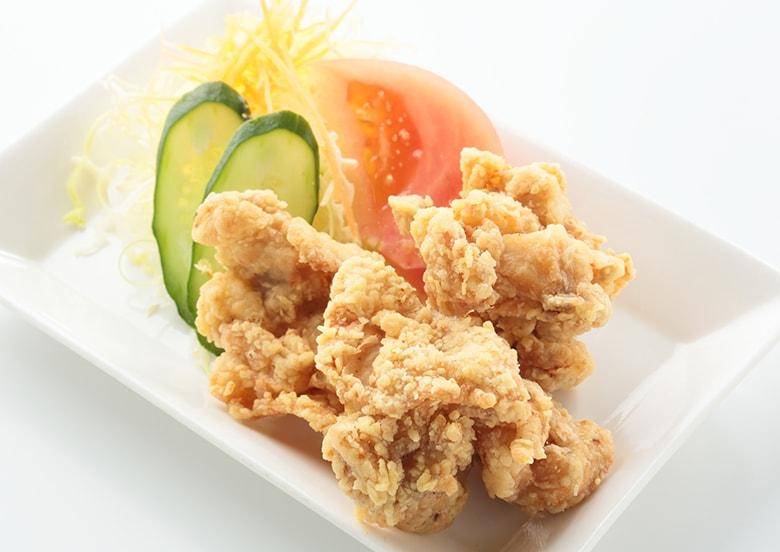鶏の唐揚げ(3個)