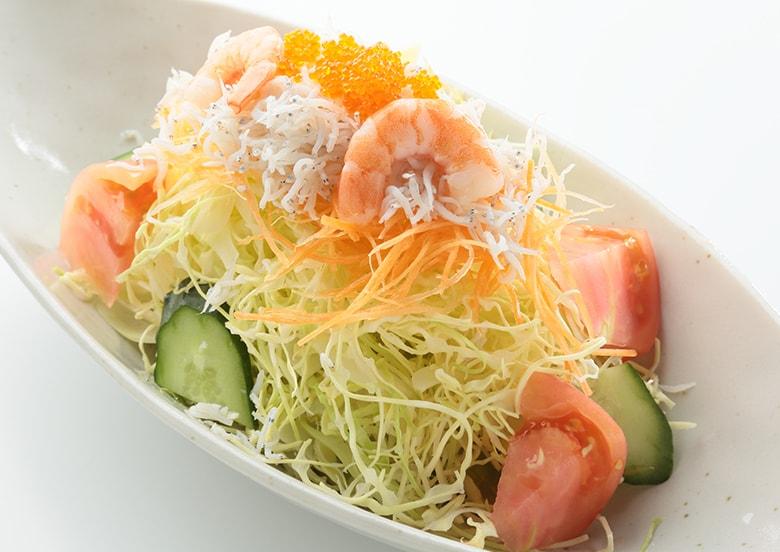味まるサラダ